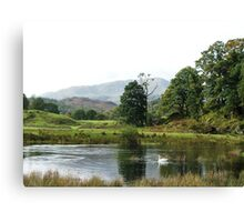 Elterwater, Cumbria Canvas Print