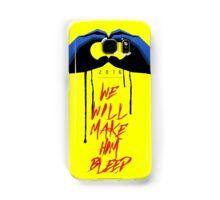 Batman (The Cape Crusader)  Samsung Galaxy Case/Skin