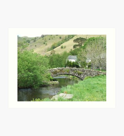 Watendlath, Cumbria Art Print