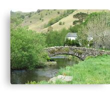 Watendlath, Cumbria Canvas Print