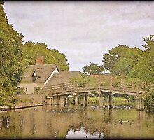 Bridge Cottage, Flatford by almaalice