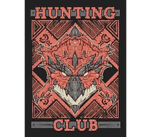Hunting Club: Rathalos Photographic Print