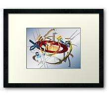 Consciousnes Framed Print