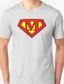 Classic M Diamond Graphic T-Shirt