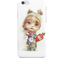 Carrot Girl iPhone Case/Skin