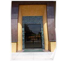 Doors of Tucson 1 Poster