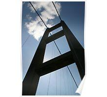 The Humber Bridge Poster