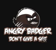 Angry Badger by LTDesignStudio