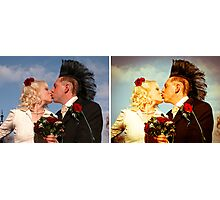 true believers before & after Photographic Print