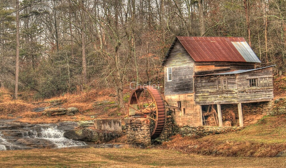 Loudermilk's Mill by Chelei