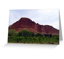 Orchard Greeting Card