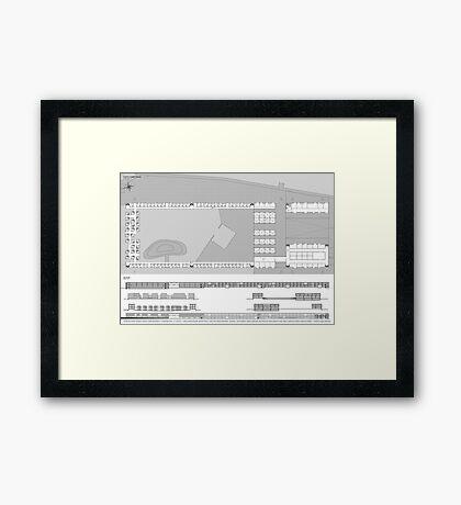 first Framed Print