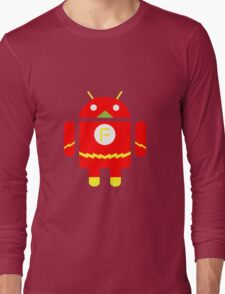 FlashDroid Long Sleeve T-Shirt