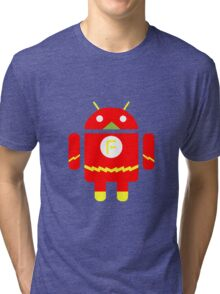 FlashDroid Tri-blend T-Shirt