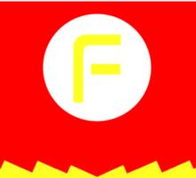FlashDroid Sticker