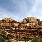 Rock Formations of the Grand Wash by Aaron Baker