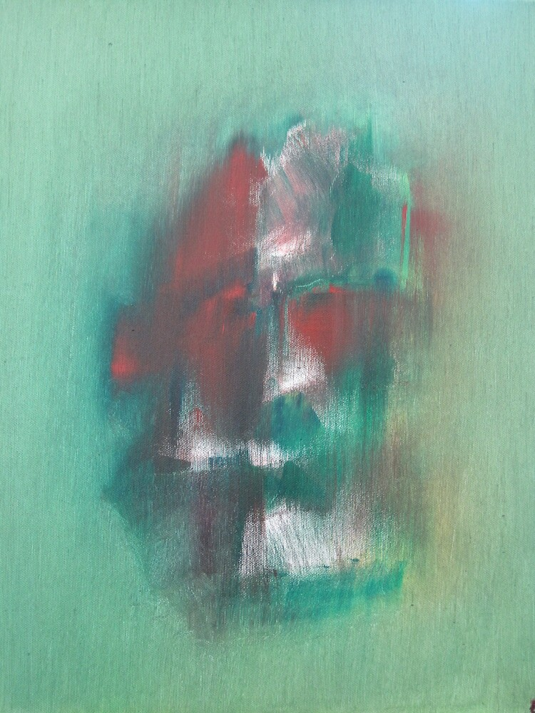 Portrait of a Clown. by Tim  Duncan