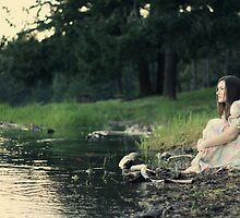 Peaceful recollections.  by hidinginshadows