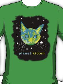 Planet Kitten T-Shirt