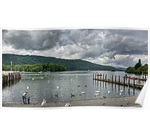 View over Windermere Poster