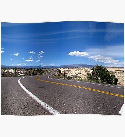 Highway 12 Poster