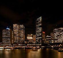 Sydney Skyline by Drew Walker