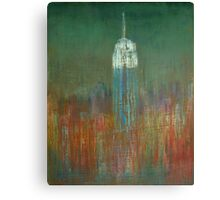 Evening Haze Canvas Print