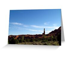 Kodachrome Basin Greeting Card