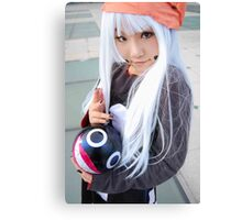 soul eater cute asian cosplayer Canvas Print