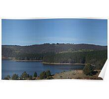 Myponga Reservoir Poster