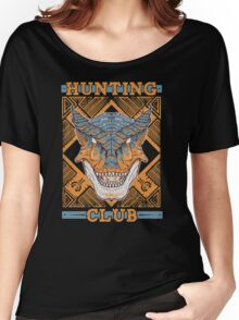 Hunting Club: Tigrex Women's Relaxed Fit T-Shirt