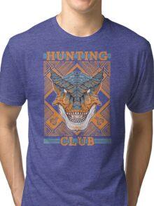 Hunting Club: Tigrex Tri-blend T-Shirt