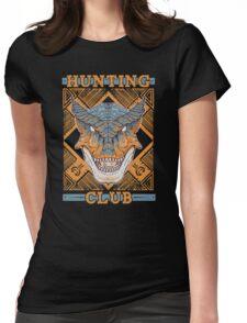 Hunting Club: Tigrex Womens Fitted T-Shirt