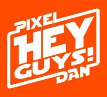 """""""Hey Guys!"""" Logo Kids Tee"""