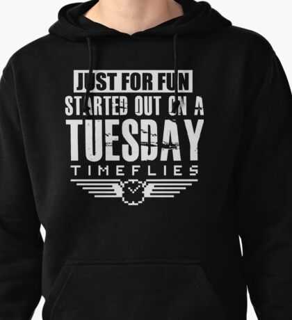 Timeflies- Just For Fun Pullover Hoodie