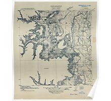 USGS Topo Map Oregon Monroe 282182 1911 31680 Poster