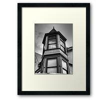 The Turret Framed Print