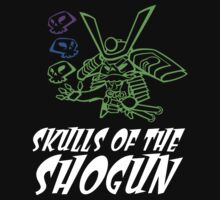 Skulls of the Shogun New Skool Baby Tee