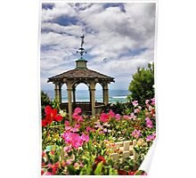 A Garden by the Sea Poster