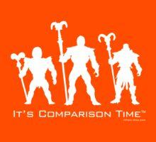 """It's Comparison Time"" - Skullface Kids Tee"