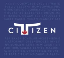 Toronto Citizen by torontowhere