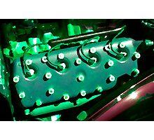 Ford Flathead V8 Photographic Print