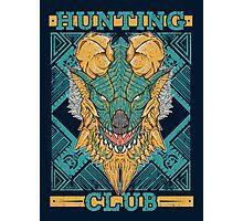 Hunting Club: Jinouga Photographic Print
