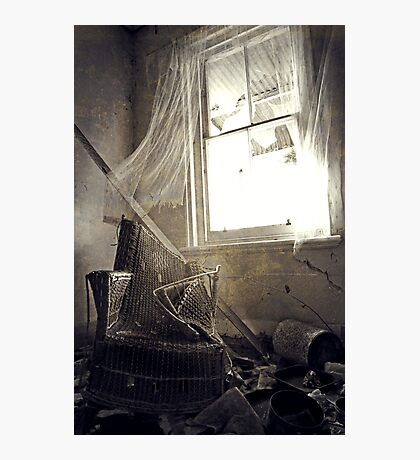 Nana's chair Photographic Print