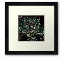 Jamie Jones Framed Print