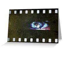 Blade Runner Frame Greeting Card
