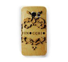Pinocchio Samsung Galaxy Case/Skin