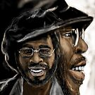 CURTIS MAYFIELD ! SUPER FLY by Ray Jackson