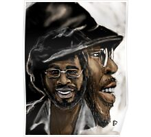 CURTIS MAYFIELD ! SUPER FLY Poster