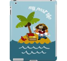 My Past Life - Pirate iPad Case/Skin